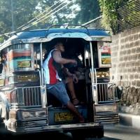 The Philippine Jeepney...