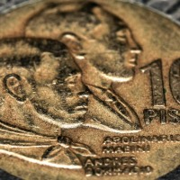 Trifles in Macro: It looks like Canadian but it is a Philippine Coin (Multiple Photos)