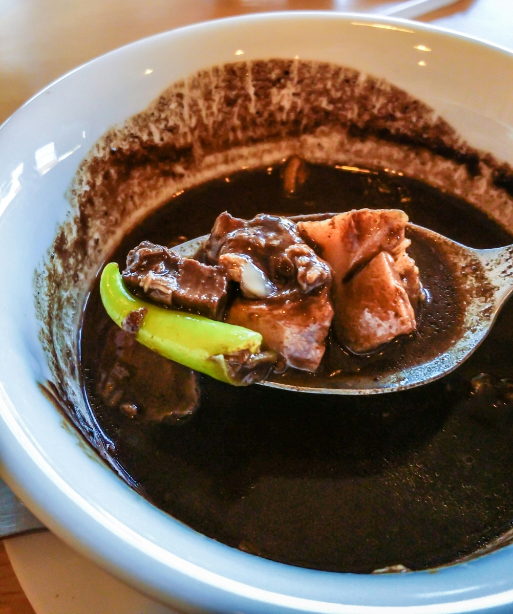 "Ang Dinuguan (""Pork Blood Stew"")"