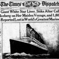 Titanic 103rd Anniversary: The Unsinkable that Sunk (Poetic Tribute)