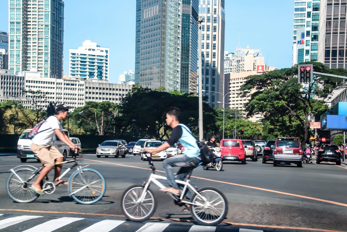 Street Photography: Traffic Thursday...!
