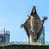 The Lady of EDSA (EDSA Shrine)