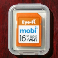 My Personal Review of the Eye-Fi SD Card by Mobi
