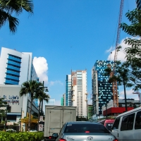 The Bonifacio Global City...!