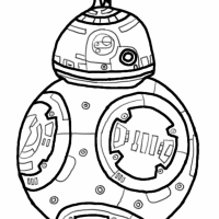 Small circle, small circle, big circle... BB-8!