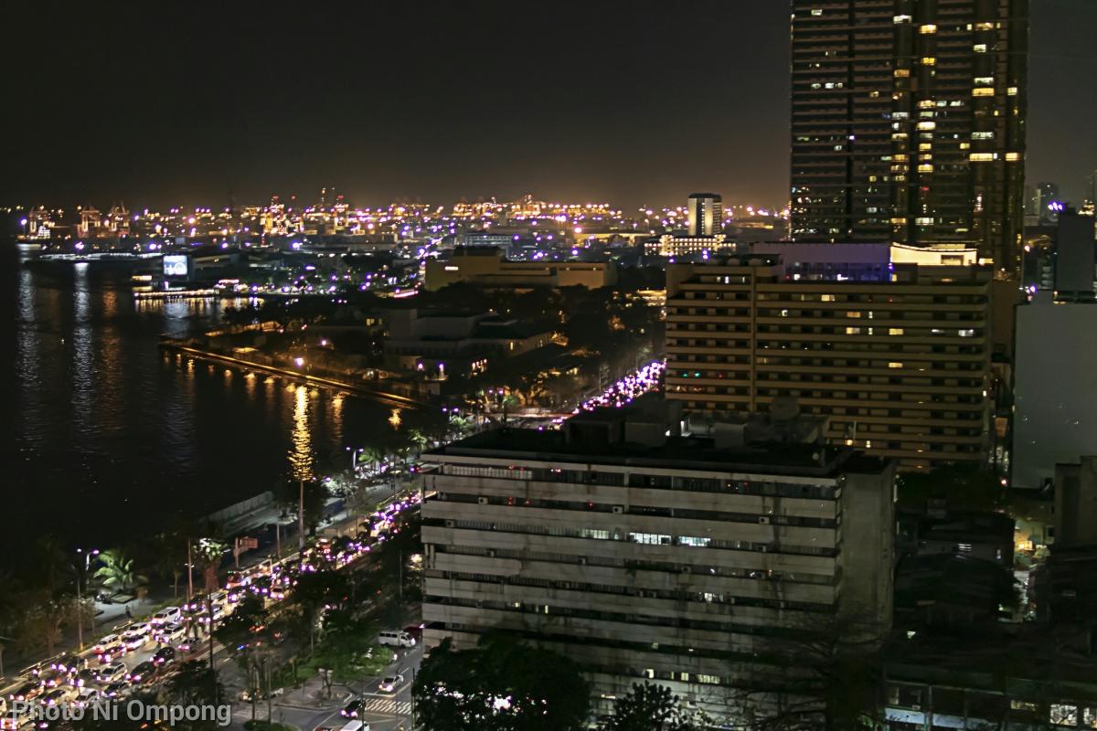 Manila Bay...